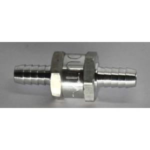 Clapet anti-retour aluminium Essence / Diesel - 8mm / 10mm