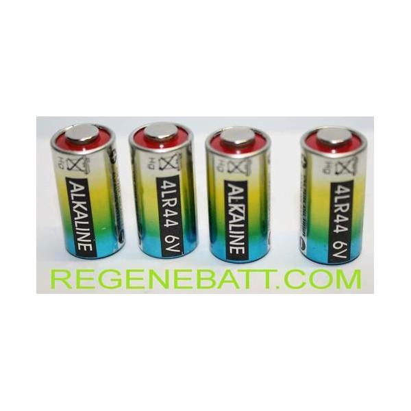 Pile 6v 4lr44 alkaline 476a px28a telecommandes - Pile 4lr44 6v ...