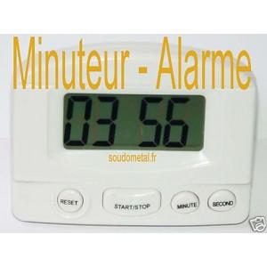 Mini Timer Compteur Minuteur Cuisine LCD