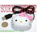 Souris Filaire Optique Roulette 3D USB 2.0 Hello Kitty
