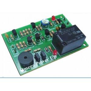 Contrôleur de Pompe Niveau d'eau automatique Buzzer Alarm Control 240V
