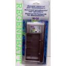 Chargeur universal de piles AA AAA C D 9v