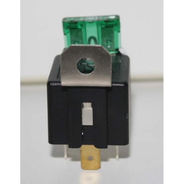 Relais A V Porte Fusible A REGBATT - Porte fusible 12v
