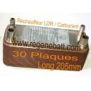 Echangeur Thermique 30 Plaques Long