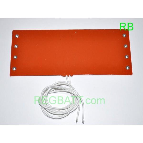 kit ceinture chauffante silicone 12v 100w filtre a gasoil huile regbatt. Black Bedroom Furniture Sets. Home Design Ideas