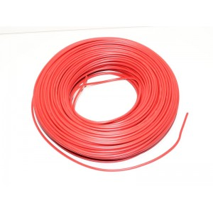 2 5mm2 rouge cable lectrique souple au m tre regbatt. Black Bedroom Furniture Sets. Home Design Ideas