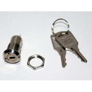 Interrupteur contacteur à clé de contact clef CC135 Trio