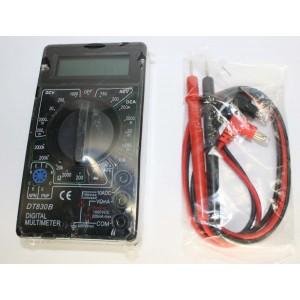 Multimètre Ohmmètre Ampèremètre Voltmètre